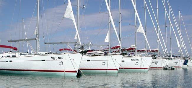 our fleet - Marina di Portisco