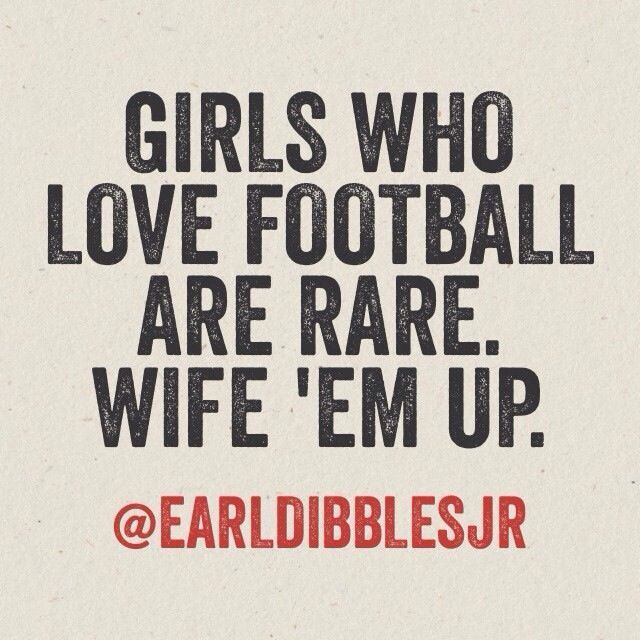 Girls who love football are rare. Wife 'em up. RollTideWarEagle.com great sports stories, audio podcast and FREE on line tutorial of college football rules. #CollegeFootgall #americanfootballtips