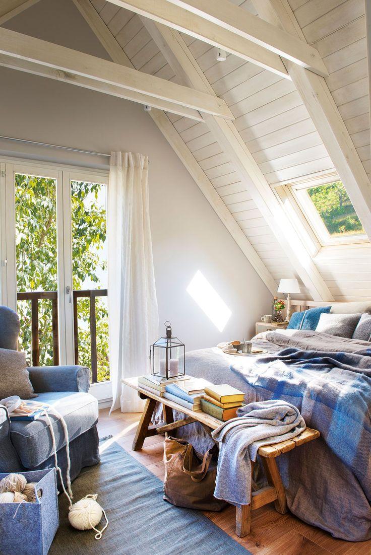 15 dormitorios rústicos decorativos y con buenas ideas