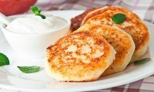 Рецепт нежнейших сырников, просто созданных для чаепития