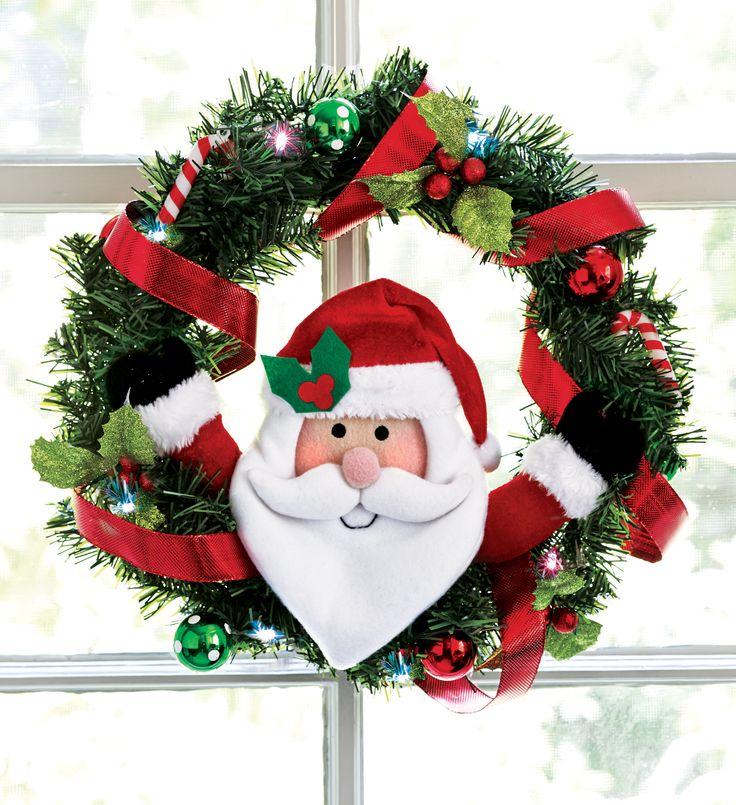Recordable Light Up Holiday Wreath, búscalo en Campaña 23 de 2013. #NavidadesEnAvon ¡UNA EXCLUSIVA DE AVON!
