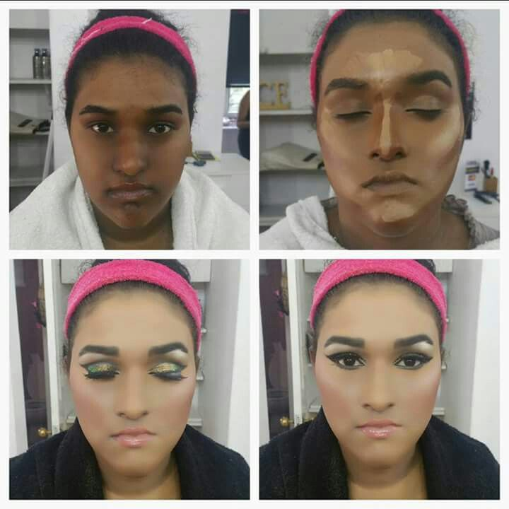 Bridal makeup training... Mail me on info@mmta.co.za or Vanitybox777@gmail.com For more information on courses