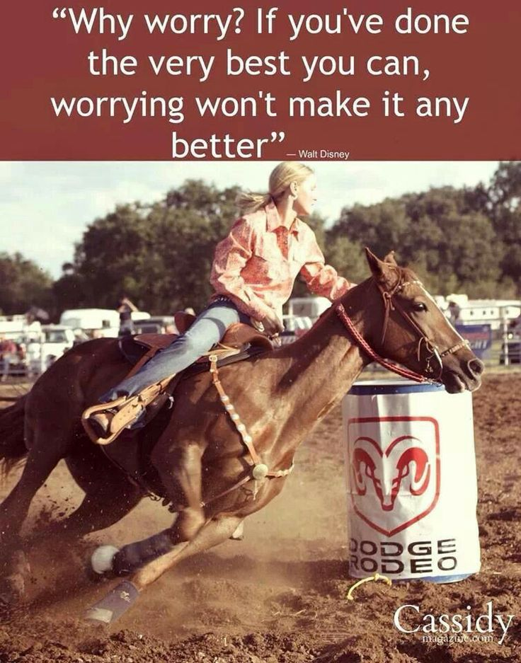 barrel racing quotes tumblr - photo #20