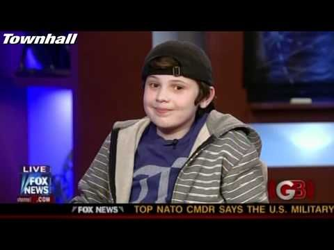 ▶ Glenn Beck Interviews 12-Year-Old Challenging Einstein's Theory Of Relativity - YouTube