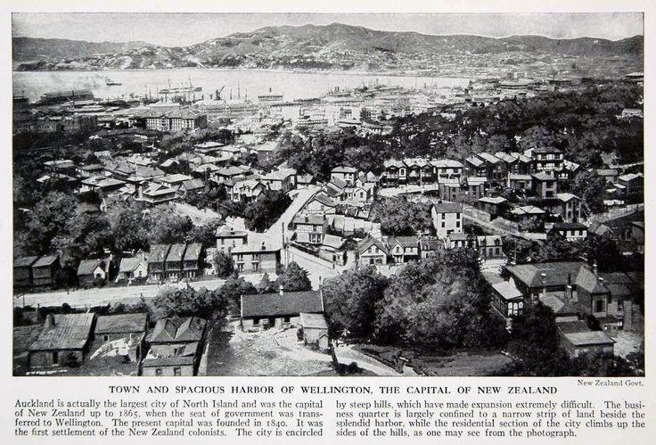 transpress nz: Tinakori Road, Wellington, 1938