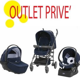 Chicco Trio Living to 399 € instead of 599 €!  http://www.lachiocciolababy.it/bambino/trio_chicco_living_-5518.htm