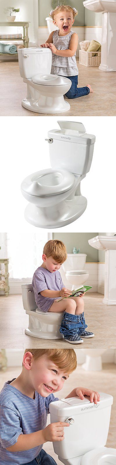 Potty Training 37631: Potty Training Toilet Seat Baby Portable Toddler Chair Kids Girl Boy Trainer New -> BUY IT NOW ONLY: $31.86 on eBay!