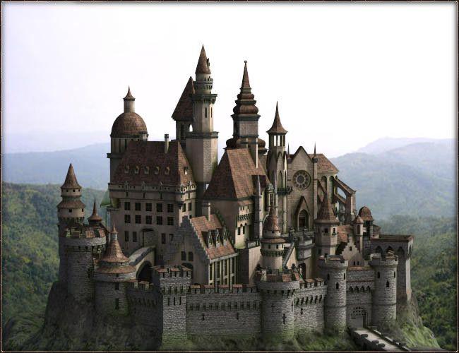 Ridders en kastelen - ThingLink by Jack Nowee.