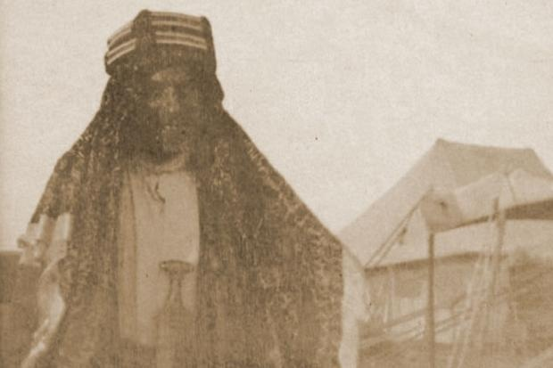 "T.E. Lawrence aka ""Lawrence of Arabia"""