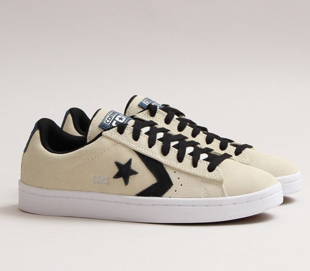 Converse Pro Leather OX – Natural / Moon