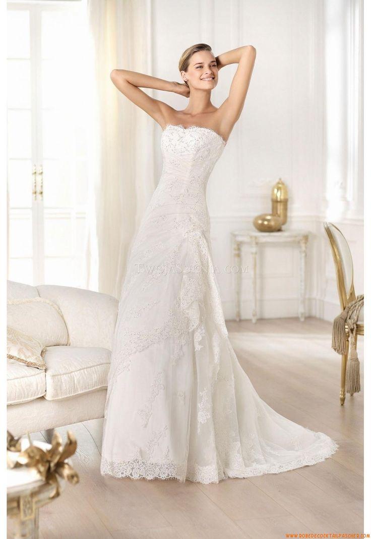 Robe de mariée Pronovias Libin 2014