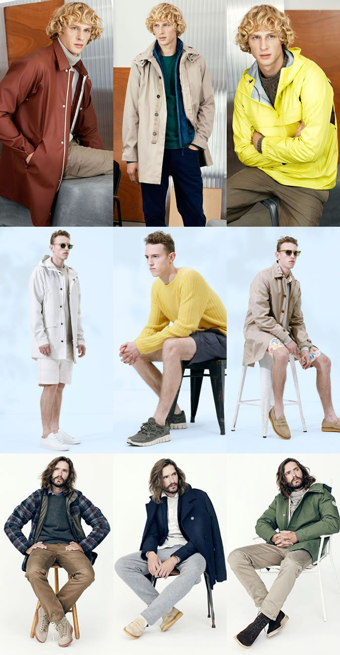 --hair-- Men's Norse Projects Clothing, Denmark Lookbook