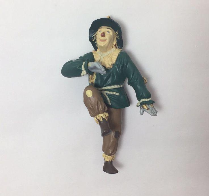 1994 Hallmark Keepsake Ornament The Scarecrow Wizard of Oz Christmas