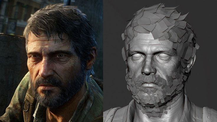 The Last of Us Characters Sculpt