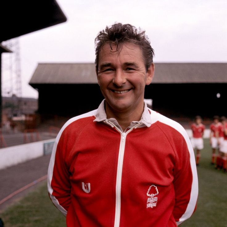 Brian Clough | Vintage Football Photography