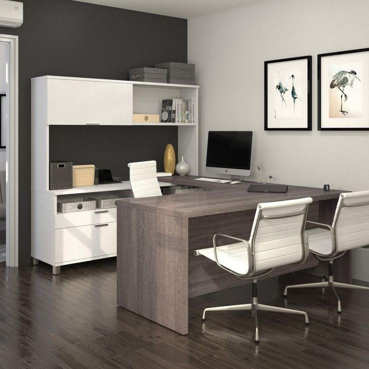 25 best ideas about Desk With Hutch on Pinterest  Old desks