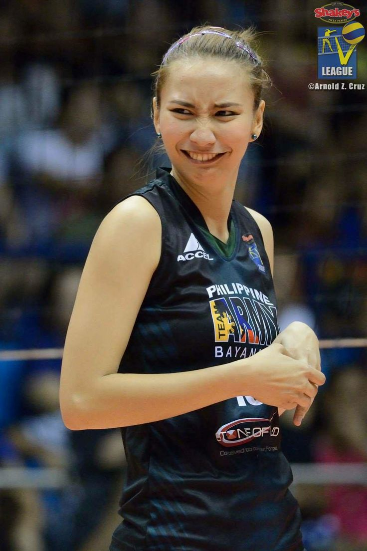 Rachelle Ann Daquis - Face of PH Volleyball