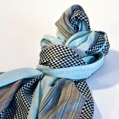 Skønne tørklæder og andre lækkerier fra Gosvig Design.