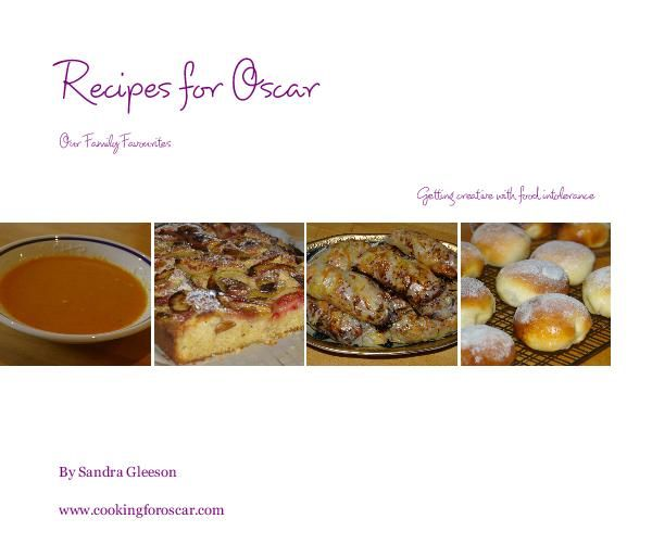 Cooking for Oscar: Recipes for Oscar (PDF edition)