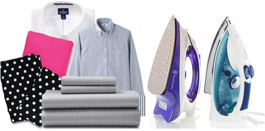 Cara Menyetrika Baju Agar Rapi dan Licin - ProSiteNews