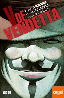 En una Inglaterra futura y fascista, V de Vendetta canta la lucha por la identidad frente a la tiranía, un mundo en el que la rebelión es la única salida posible.