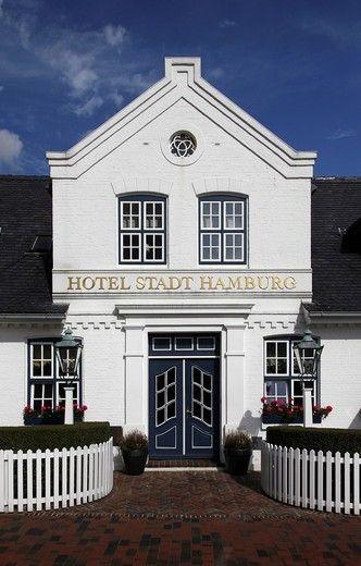Sylt Hotel Stadt Hamburg