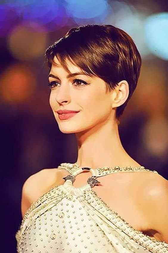 Beautiful pixie haircuts / celebrities and their looks
