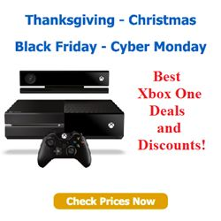 http://topbestblackfridaydeals.com/black-friday-2013-xbox-one-deals-promo-codes-and-discounts/ If you are a game lover and a Xbox fan, I have a good news for you. Amazon has decided to offer some Black Friday Xbox One Deals/Coupons in this 2013 shopping season.