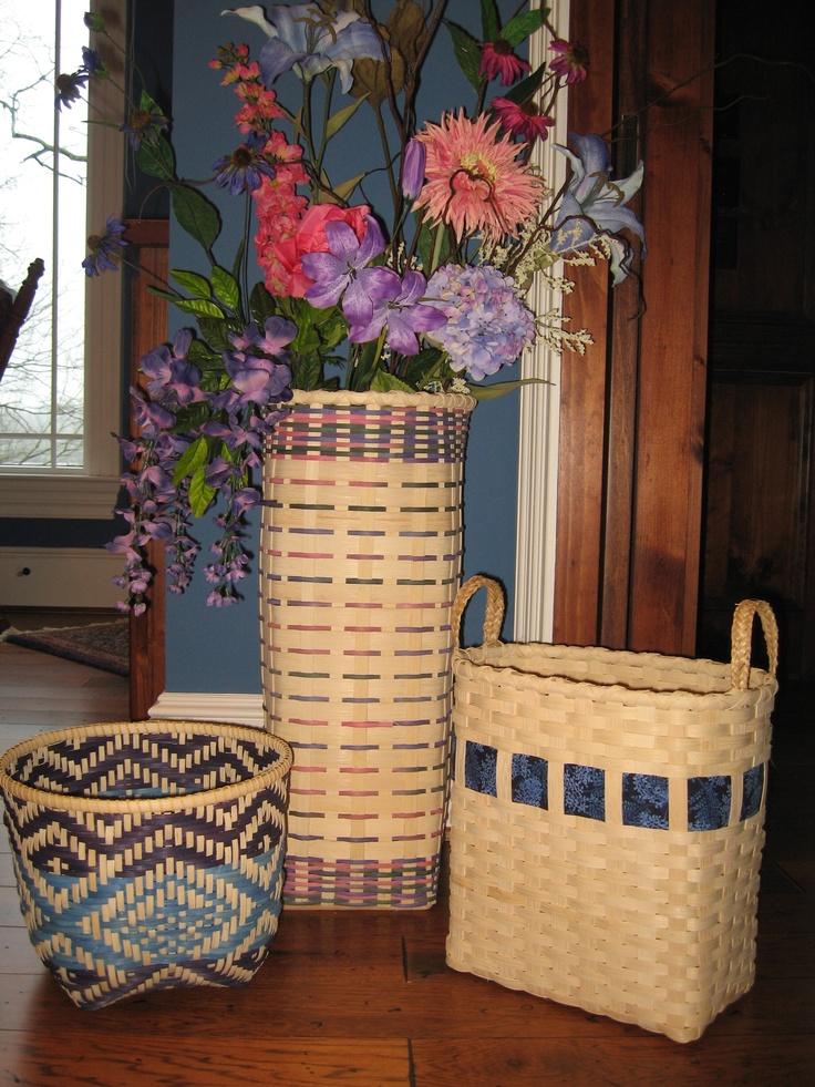 A variety of baskets 439 best Cestos