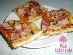 Erdélyi pizzatészta alaprecept
