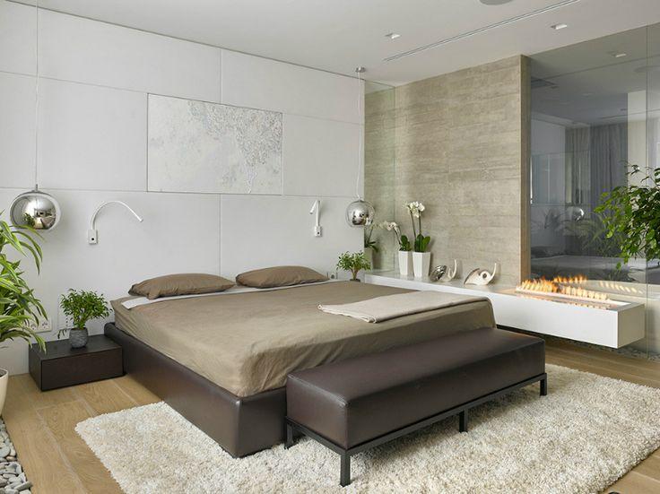 contemporary elegant apartment interior design by Fedorova 17