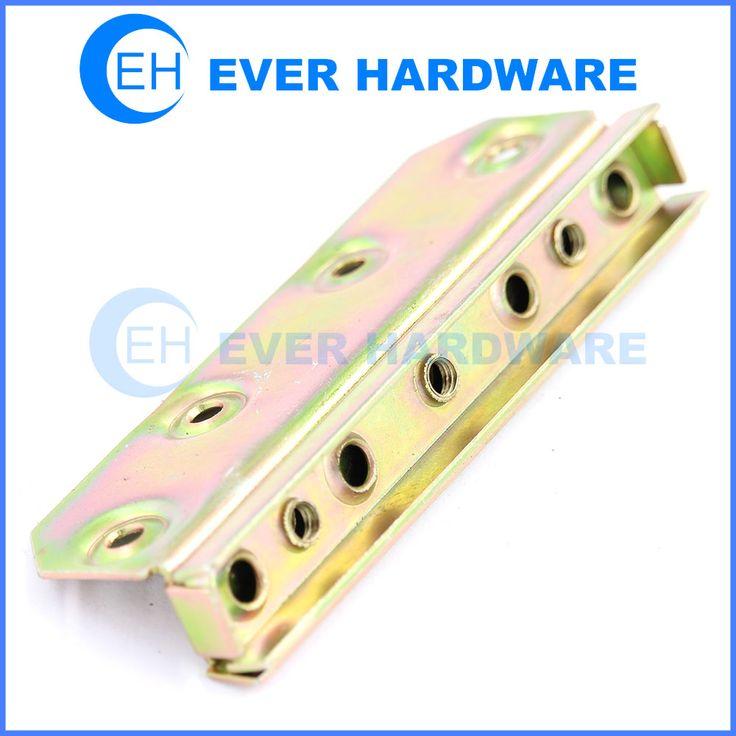 Bed Hardware Parts Bed Frame Brackets For Wood Beds