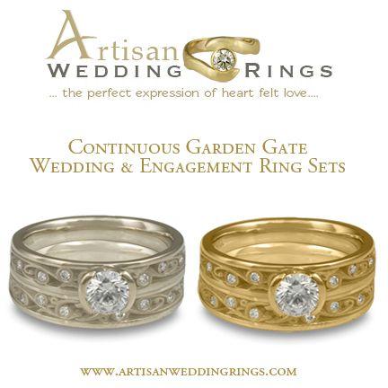 1000 Images About Artisan Wedding Rings On Pinterest Santa Fe Ring