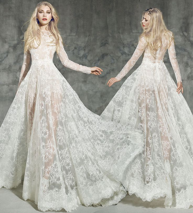 Winter Wedding Dresses 2016