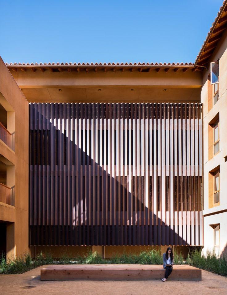 Gallery of Highland Hall Residences Stanford University / LEGORRETA - 18
