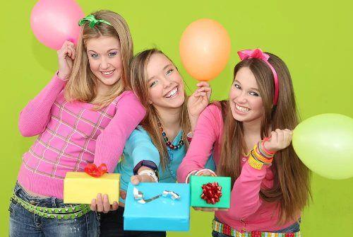 Как отметить день рождения подростка - несколько идей