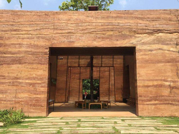 Https://s Media Cache Ak0.pinimg.com/. Sustainable ArchitectureContemporary  ArchitectureEarth DesignEarth HousePassive HouseInterior WallsColor ...