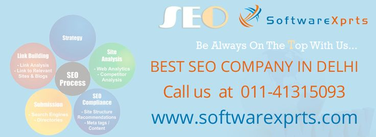 At Softwarexprts you get seo services in delhi ncr in very reliable costs