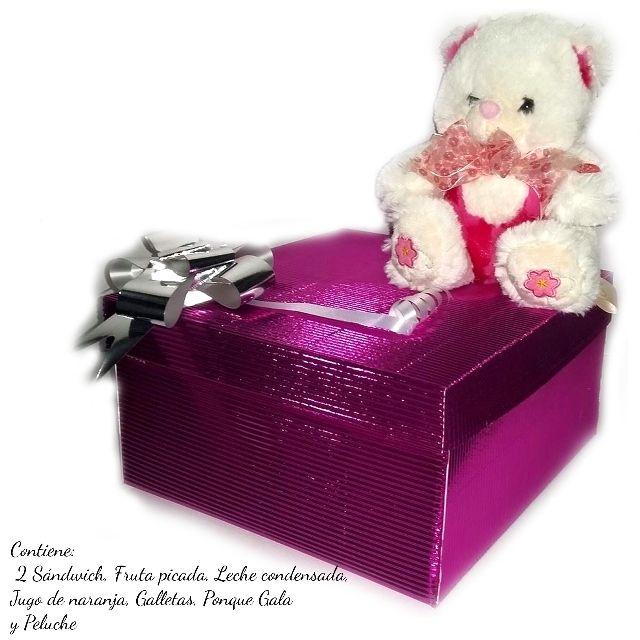 Desayuno en caja en Detallitos.co, detalles y regalos a domicilio en Villavicencio