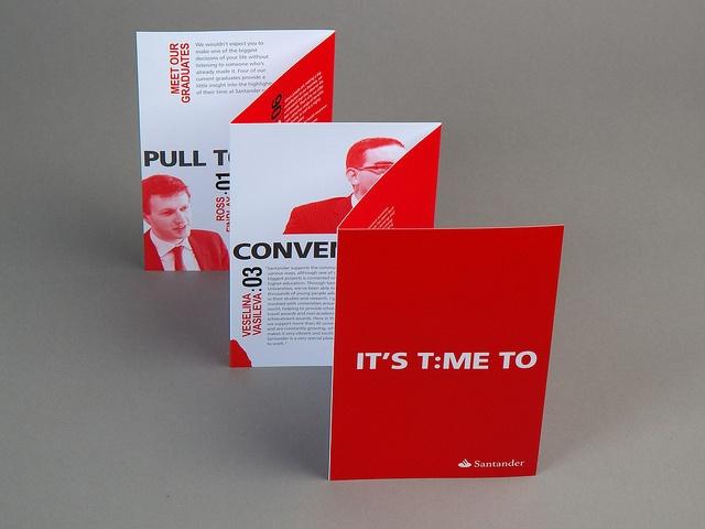 Santander Leaflet, via Flickr.
