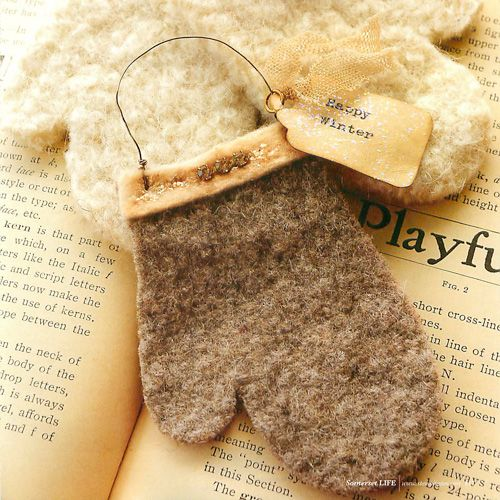happy winter--could repurpose the wool pants and skirts that are now too small.  :0(