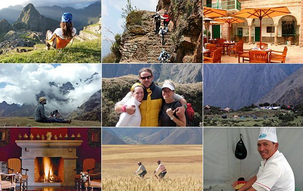 Hike Inca Trail to Machu Picchu
