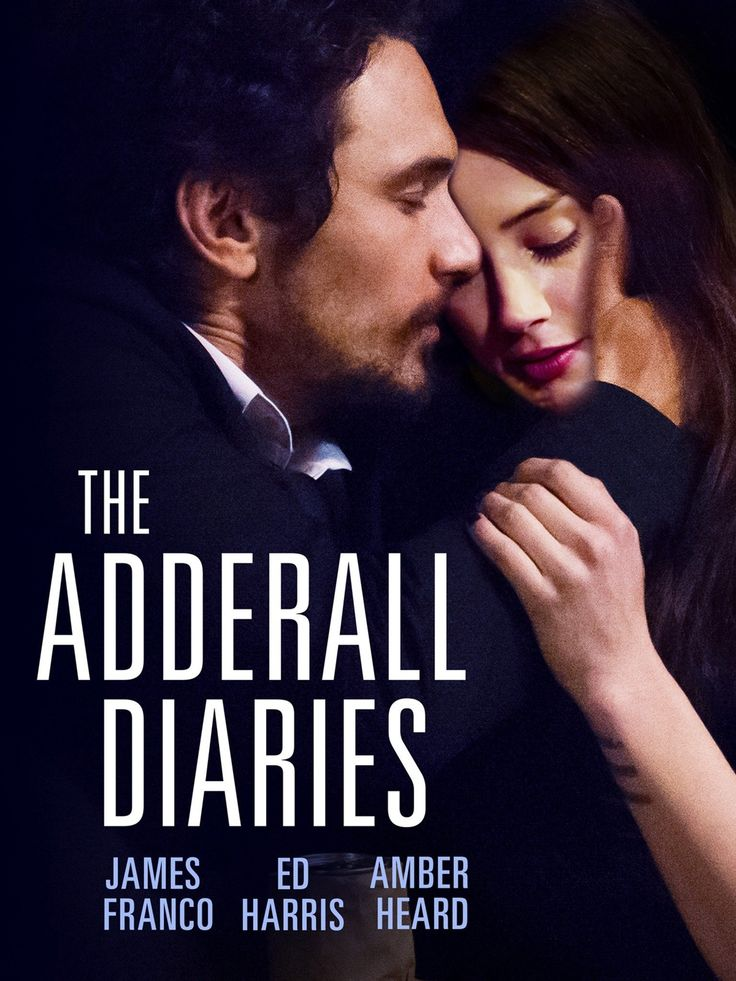 The Adderall Diaries - Amber Heard & James Franco