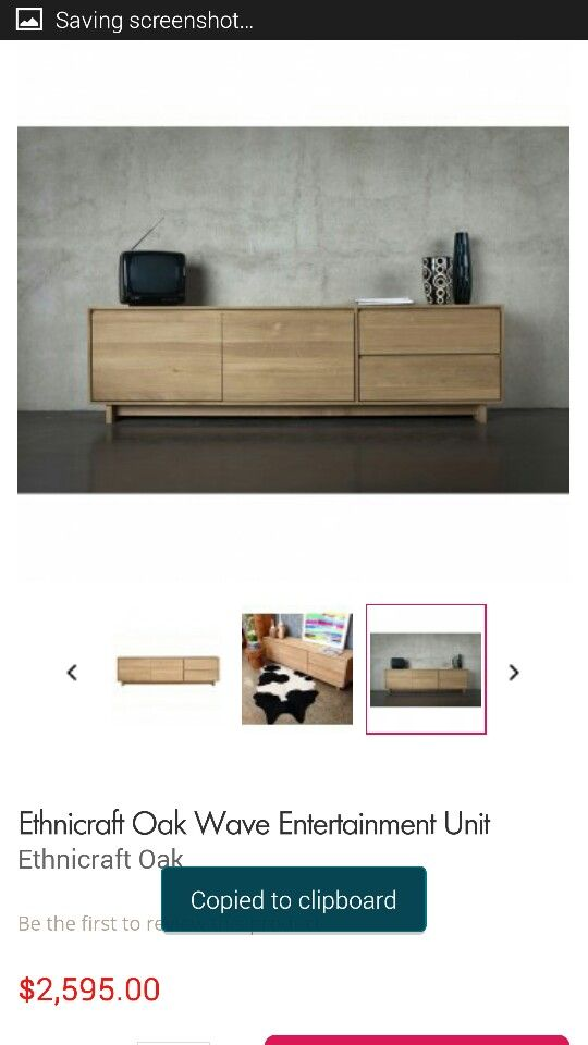 Tv cabinet click on furniture