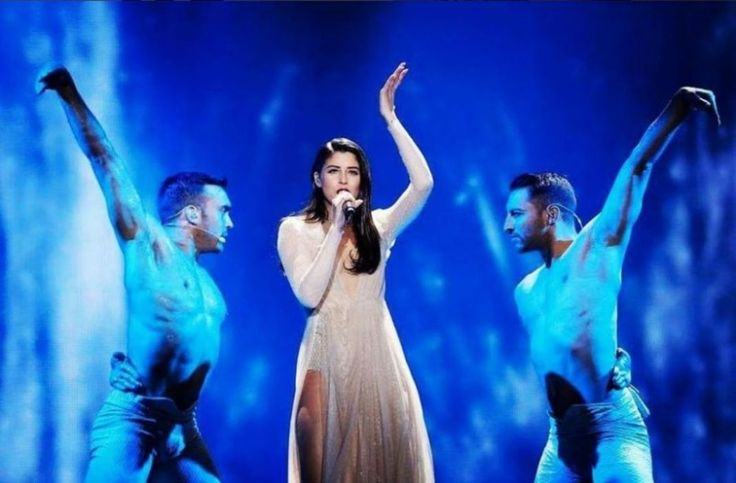Eurovision: Greece and Cyprus Advance to Finals (Video) | GreekReporter.com