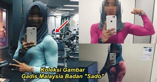 """Gambar Ain Ramli Gadis Malaysia """"Sado""""   Gambar Ain Ramli Gadis Malaysia """"Sado""""  Kini seorang gadis bernama Ain Ramli menjadi viral ekoran tersebarnya gambar beliau di laman sosial facebook. Ain merupakan seorang gadis yang mempunyai tubuh badan yang sasa atau selalunya disebut berbadan sado. Melalui perkongsian beberapa keping gambar di laman instagramnya jelas kelihatan badan Ain yang sasa dan tegap. Ain menjalani latihan untuk mendapatkan badan yang sasa seperti itu. Jom layan gambar Ain…"""