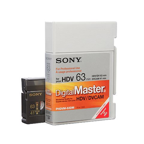 Sony Digital Master - complet