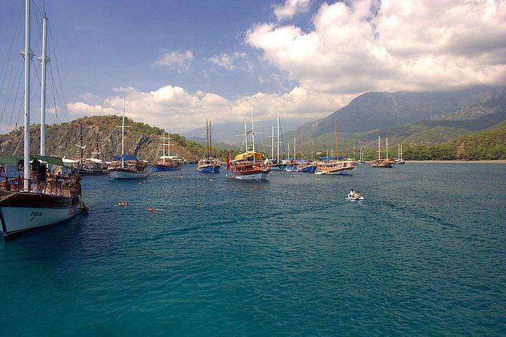 Kemer Marina - Adrasan, Kemer Turkey - Charter Sailing yacht, Monohull or Catamaran and sail in the beautiful Turkish coastline with Yachts-Sailing.com  / Photo Credit : Olga Олька (_nezemnaya_) on Flickr