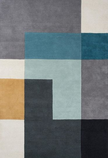 Modern rug texture Black And White Wovenground Modern Rugs Tetris Rugs Blue 嘉宏售楼处 Pinterest Rugs Modern Rugs And Rugs On Carpet Pinterest Wovenground Modern Rugs Tetris Rugs Blue 嘉宏售楼处