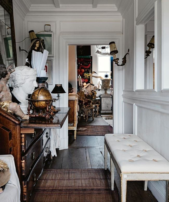 House Tour: Italian Interior Designer Olimpia Orsiniu0027s Eclectic Home    Vogue Living